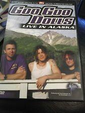 Goo Dolls Live in Alaska DVD 2002 Rock Pop Music w/ DTS Surround Sound