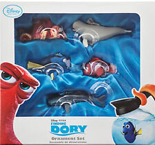 Disney Store Finding Dory Sketchbook Ornament Nemo Hank Bailey Destiny New 2016