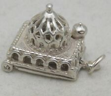 STERLING SILVER OPENING MOSQUE CHARM