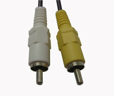 Câble av pour Fujifilm FinePix A510 Zoom A605 A610 A700 A800 A820 A825 appareil photo Y80