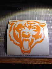 Chicago Bears Vinyl Sticker Decal  NFL Car Window