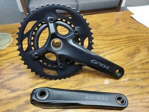 New Shimano GRX Crankset 170mm 46-30   RX600  Gravel Bike
