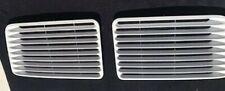 993 Porsche 911 Engine Left & Right Lid Grille   99351259100G2X   99351259200G2X