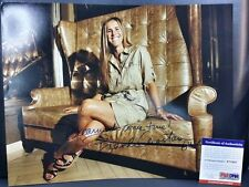 Brandi Chastain Sexy signed Psa/Dna 11X14