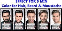 ELEA for MEN Effect for 5 MIN Colour for Hair, Beard and Moustache 100ml.