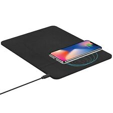 Tzumi Wireless Charging Mouse Pad & Rechargeable Wireless Mouse - NEW™