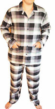 Checked Cotton Men's Singlepack Pyjama Sets