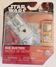 Star Wars Box Busters Battle of Hoth Playset Sealed New by Spin Master