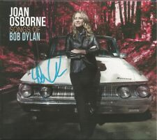 Songs Of Bob Dylan * by Joan Osborne (CD, 2017, Womanly Hips) Original Signed