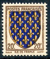 STAMP / TIMBRE FRANCE NEUF N° 575 ** BLASON / ILE DE FRANCE