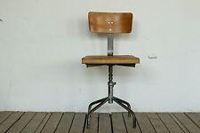 1960s - 70's Retro Vintage Industrial Workshop Stool Chair