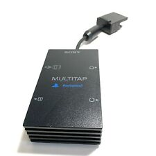 Sony SCPH-10090 MULTITAP PS2 Playstation 4 Multiplayer Adapter Genuine