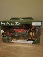 Halo Infinite Series Banished Ghost With Elite Warlord World Of Halo Scale 2020