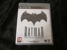 PS3 : BATMAN : THE TELLTALE SERIES - Nuovo, ITA !