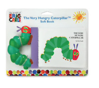 World of Eric Carle The Very Hungry Caterpillar Attachable Bead Rattle Kids Prefered 96744