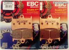 EBC Sintered FRONT Disc Brake Pads (2 Sets) Fits YAMAHA MT10 (2016 to 2020)
