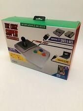 THE EDGE SUPER JOYSTICK FOR SNES, NES, AND PC EMIO