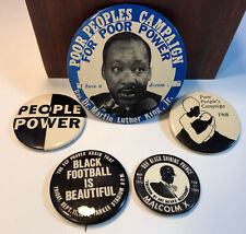 Mlk Dr King March On Wa Poor People's Campaign 1968, Malcolm X, Black Football