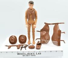"Jamie West Johnny West Best of the West Marx 12"" 1/6 Vintage Action Figure"