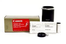 Canon Photomicro Unit Adapter F
