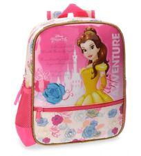 Disney bella mochila infantil 28 cm 6.44 litros multicolor