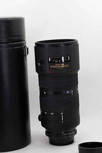 nmint Nikon Nikkor AF 80-200mm f2.8 D ED Lens w/Tripod Mount & Case from USA