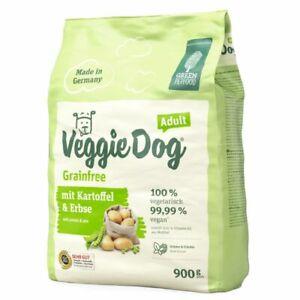 Veggie Dry Dog Food Adult 100% Vegetarian 99.99% Vegan Meat Grain-Free Complete