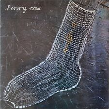 HENRY COW Unrest FRED FRITH ReR MEGACORP Sealed 180 Gram Vinyl Record LP