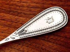 Henry Guild American Coin Silver 10 Dessert Forks: Engraved Pattern, c. 1880
