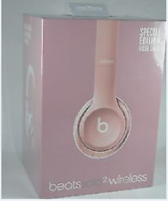 Beats by Dre Solo 2 Wireless Headphones ROSE GOLD