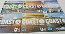 The Times Promo DVD x 6 - BBC Coast The Open University