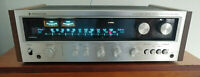 Kenwood KR-6400 Stereo Receiver, all new lamps, tested good