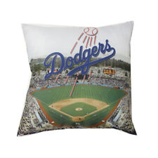 Mlb Los Angeles Dodgers Photo Pillow Perfect Addition - Size: 18x18