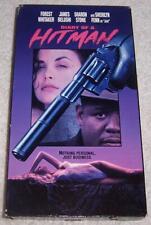 Diary of a Hitman VHS Video Forest Whitaker James Belushi Sharon Stone Sherilyn