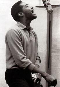 Sam Cooke Poster, Soul Singer, Gospel, R&B