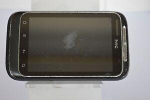 HTC Wildfire S - Black (Unlocked) Smartphone