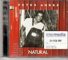 (EY255) Peter Andre, Natural - 1997 CD