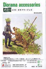 Kamizukuri 1/35 Camoflage, A-21-C