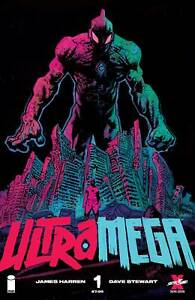 Ultramega By James Harren #1 | Select A B C & Incentives | Image Comics NM 2021