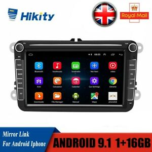 "8"" Android Car Stereo Radio GPS NAVI For VW Golf 5 Passat Caddy Polo Touran EOS"