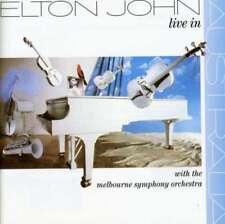 Elton John - Live Australia With The Melbourne NEW CD