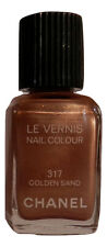 NEW! CHANEL Le Vernis # 317 Golden Sand Nail Colour / Polish / Lacquer Brand New
