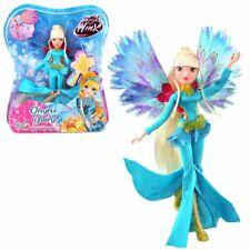 Stella | Onyrix Fairy Doll | Winx Club | World of Winx | Magical Robe | 28 cm