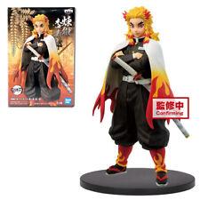 More details for demon slayer: kimetsu no yaiba -  kyojuro rengoku banpresto figure vol. 10 new!