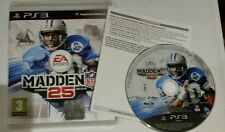 PS3 Madden NFL 25 (Sony PlayStation 3) Boxed with manual. VGC. Free P+P.