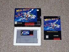 Mega Man X2 Super Nintendo SNES Complete in Box