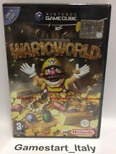 WARIOWORLD WARIO WORLD - NINTENDO GAMECUBE GC - NEW SEALED PAL VERSION VIDEOGAME