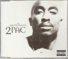 2Pac - Ghetto Gospel MCD 2005 Hip Hop Thug Rap
