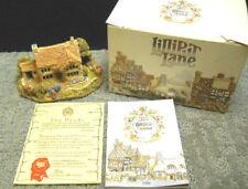 Lilliput Lane Holme Dyke English Collection Northern 1987 Nib & Deeds #00058
