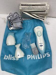 Philips HP6376/61 Bikini Perfect Advanced Trimmer - Blue